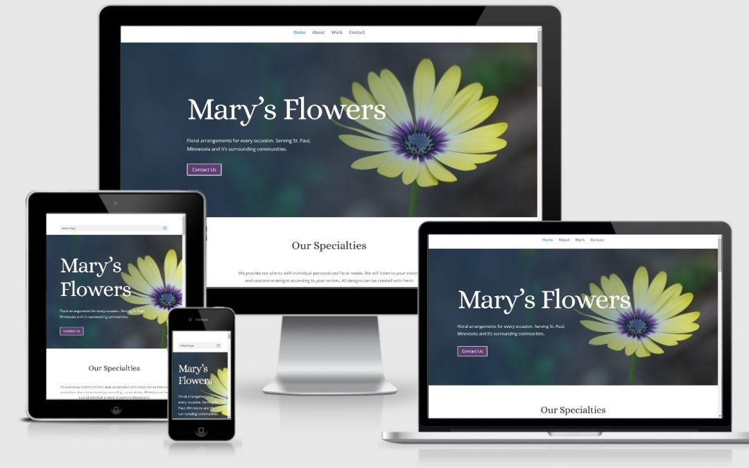 Mary's Flowers